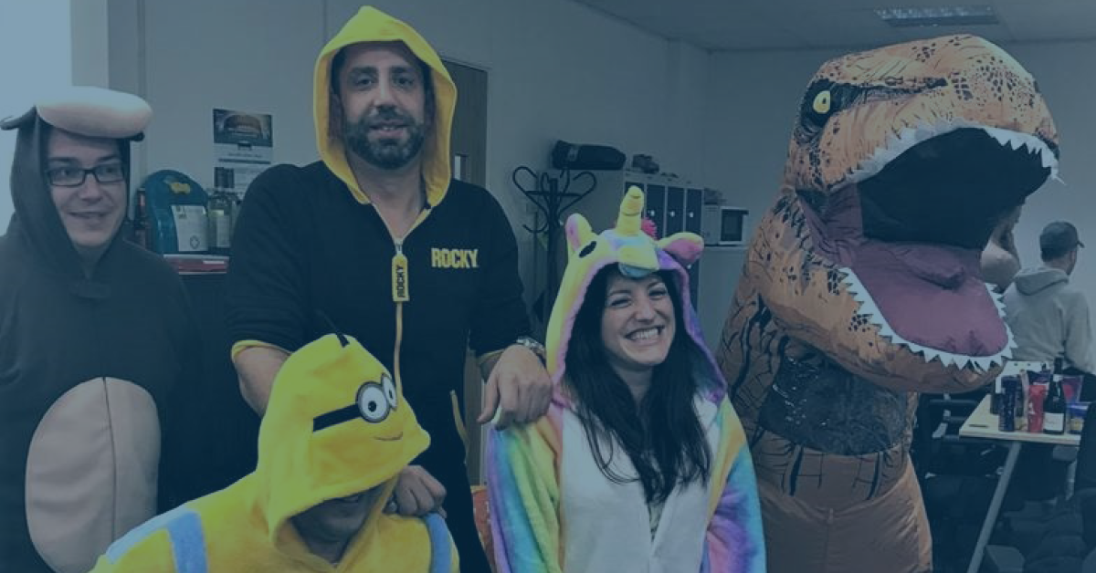 CCS Media raise over £2600 for Children in Need