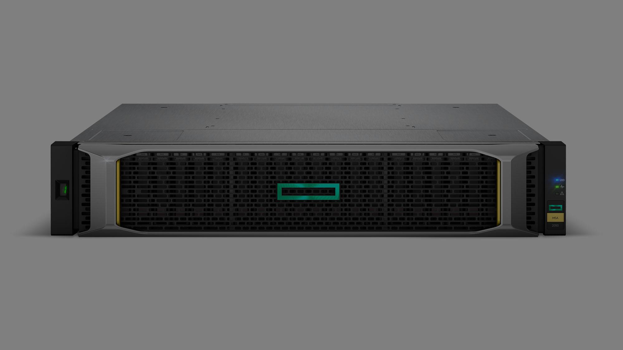 HPE MSA Storage - CCS Media